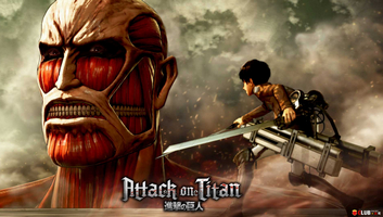 Прохождение на русском Attack on Titan A. O. T. Wings of Freedom