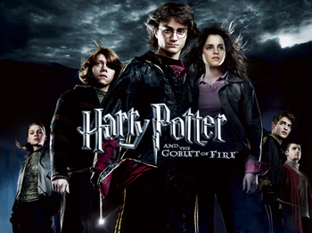 Прохождение Harry Potter and The Goblet of Fire