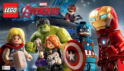 Прохождение LEGO Marvel's Avengers