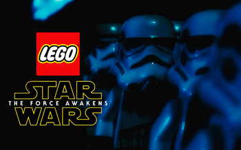 LEGO STAR WARS: The Force Awakens: ПРОХОЖДЕНИЕ