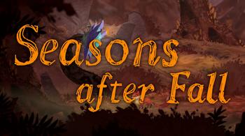 Прохождение игры Seasons after Fall