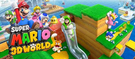 Super Mario 3D World - Прохождение