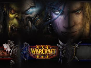 Warcraft 3 Reign Of Chaos прохождение на русском